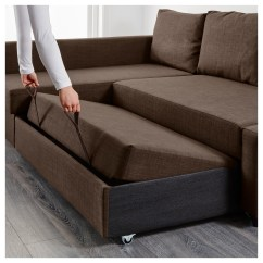 Friheten Corner Sofa Bed With Storage Skiftebo Dark Grey Light Brown Leather Uk 10 43 Choices Of Sectional Sofas That Turn Into Beds