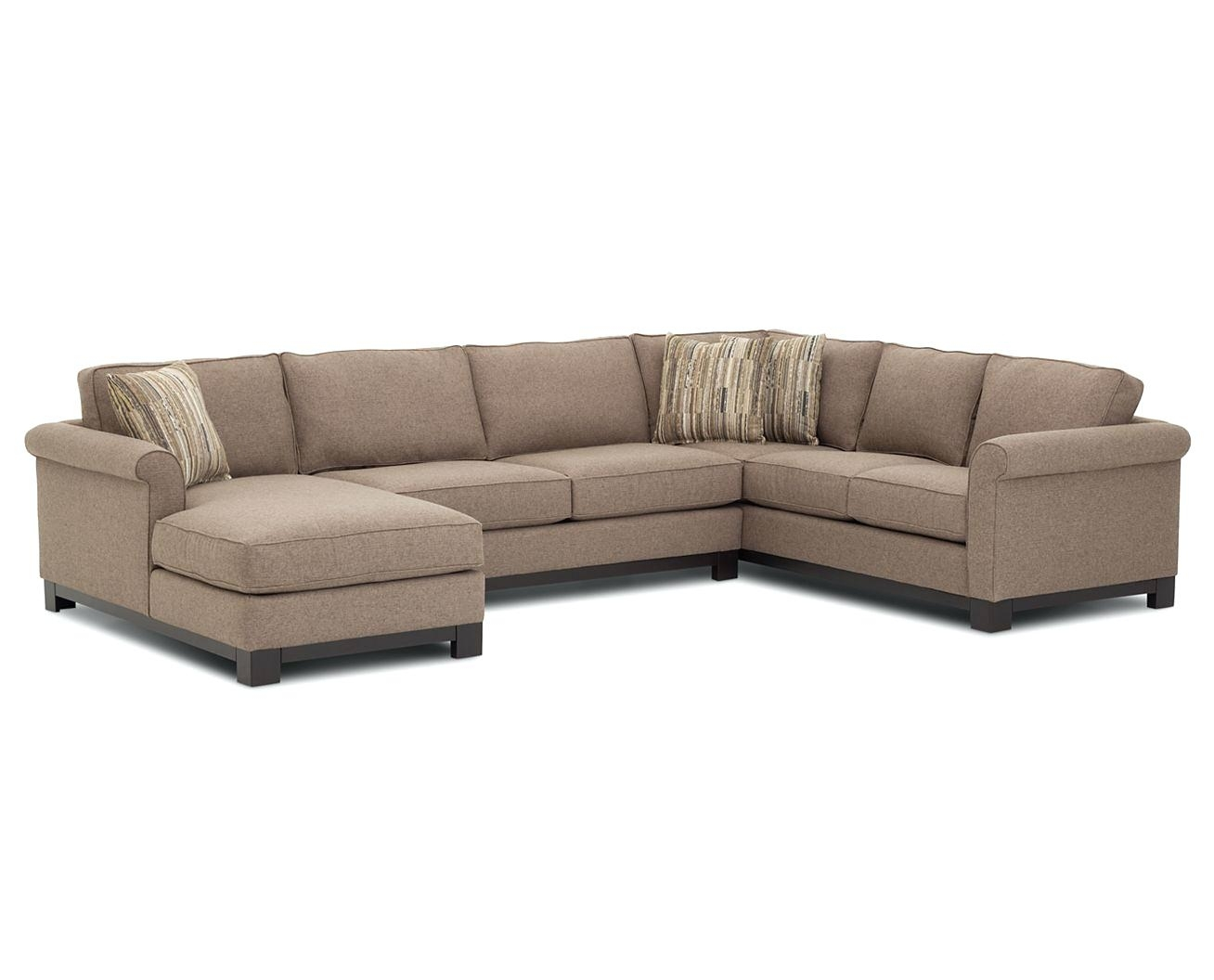 furniture row sofa modern brown and beige leather sectional with recliners 10 ideas of sofas