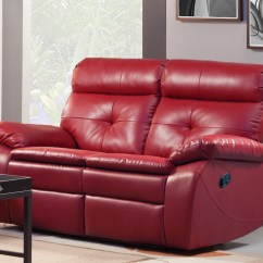 Decorating With Red Leather Sofas Antique Looking 10 Top Reclining And Loveseats Sofa Ideas