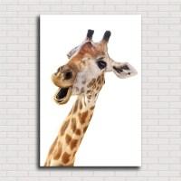 15 Ideas of Giraffe Canvas Wall Art | Wall Art Ideas