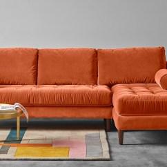 Sectional Sofas Orange County Ca Mestler Sofa Table Ashley Furniture 2018 Latest Ideas