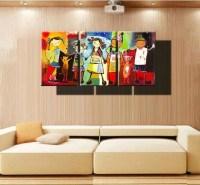 15 Best Ideas Large Modern Fabric Wall Art | Wall Art Ideas