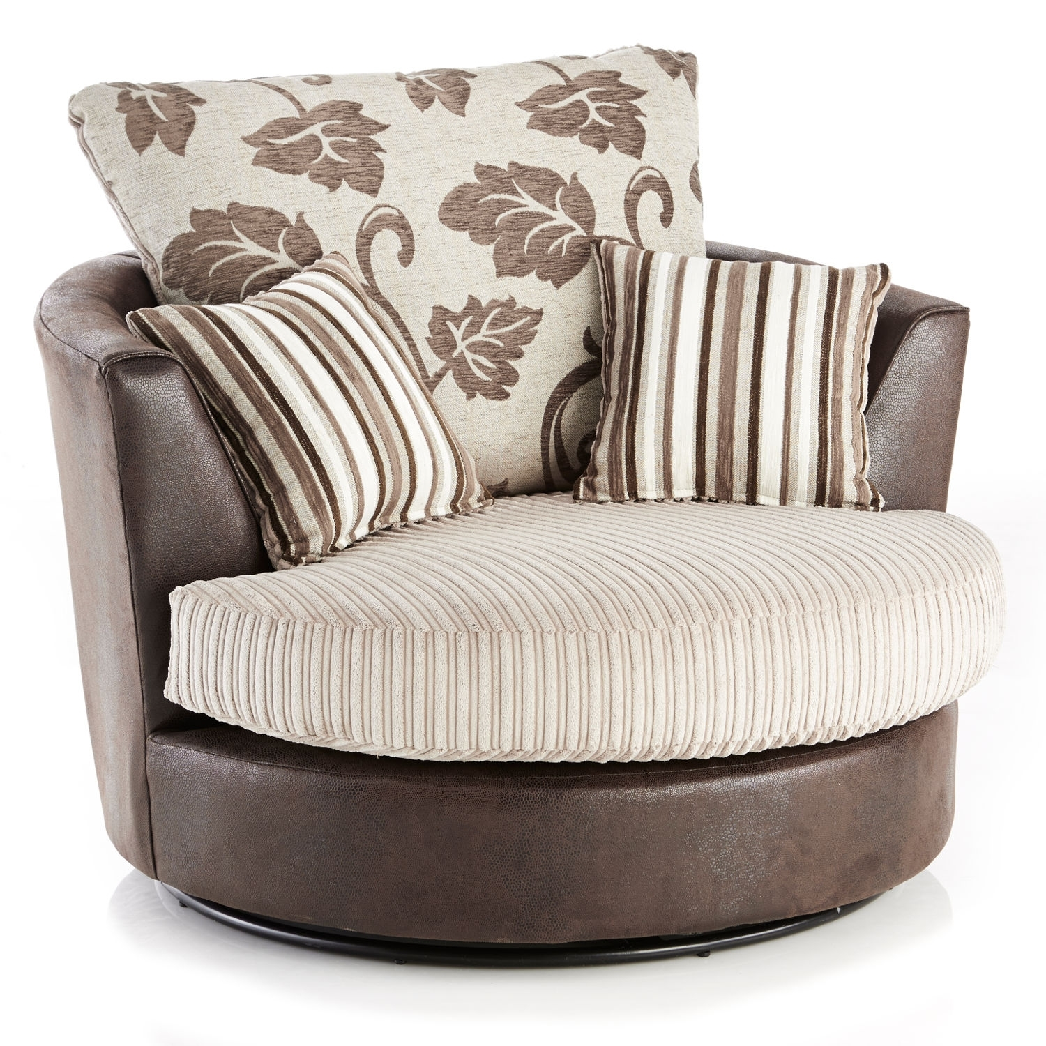 revolving chair with net design for debut 10 inspirations sofas swivel sofa ideas