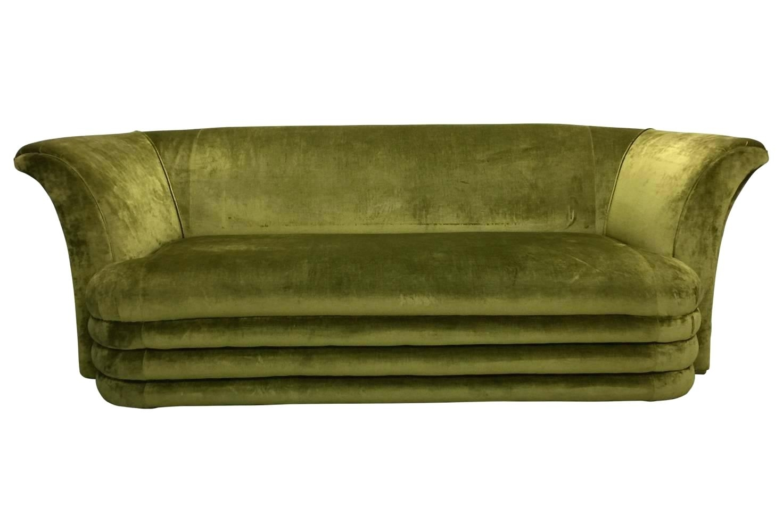 art deco sofas on gumtree intex original velvet inflatable sofa review 10 best collection of ideas
