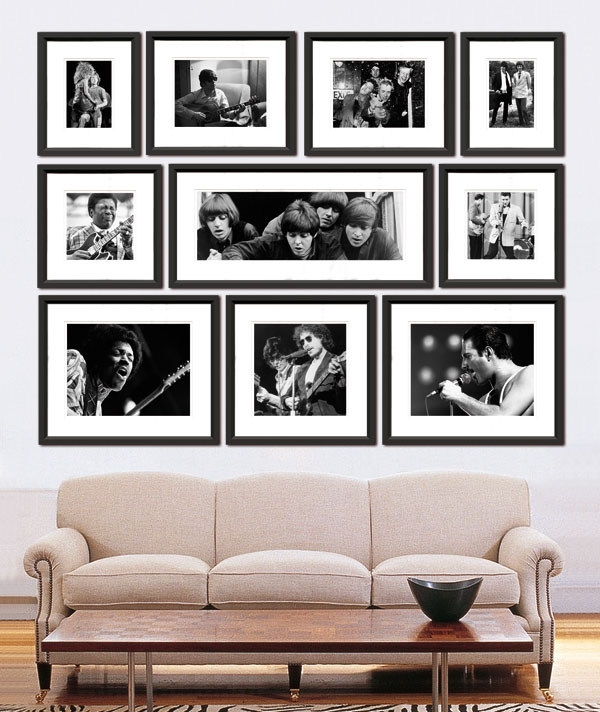 Black And White Frames Large