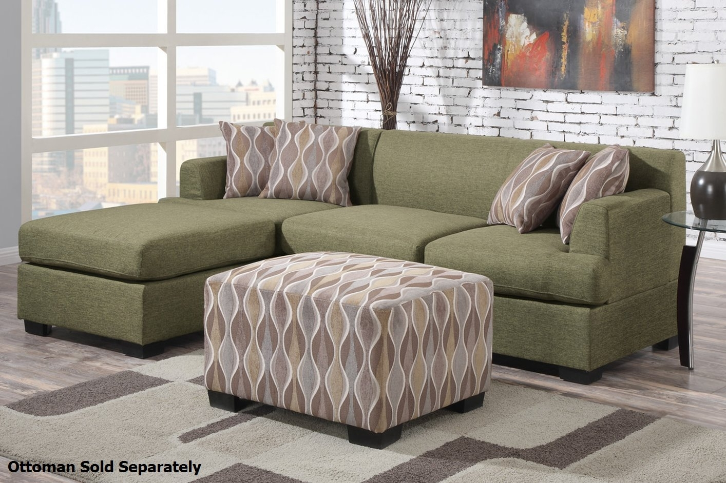 green fabric sofas ashley darcy sofa 10 top sectional with chaise ideas