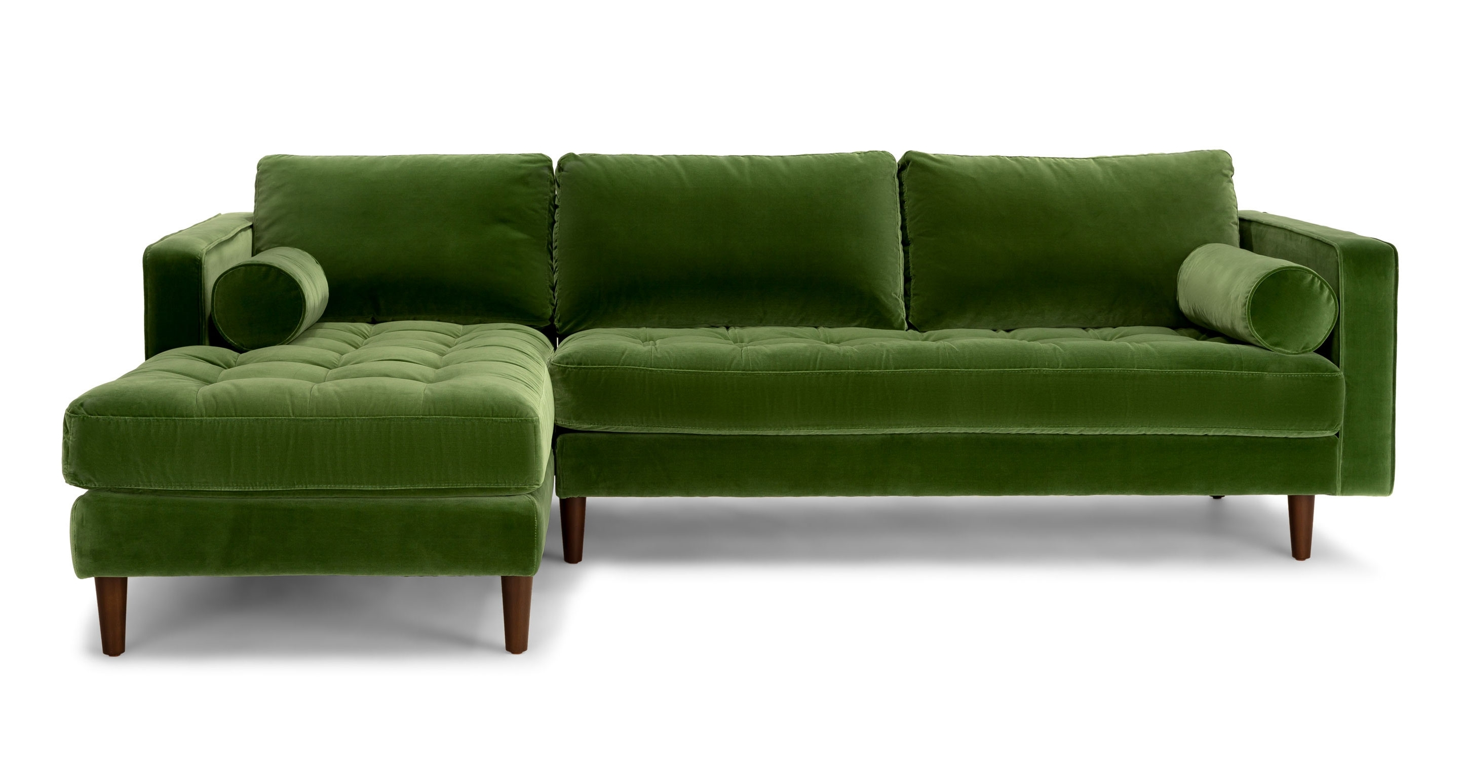 emerald green sofa covers mart furniture quality reviews 10 collection of sectional sofas ideas