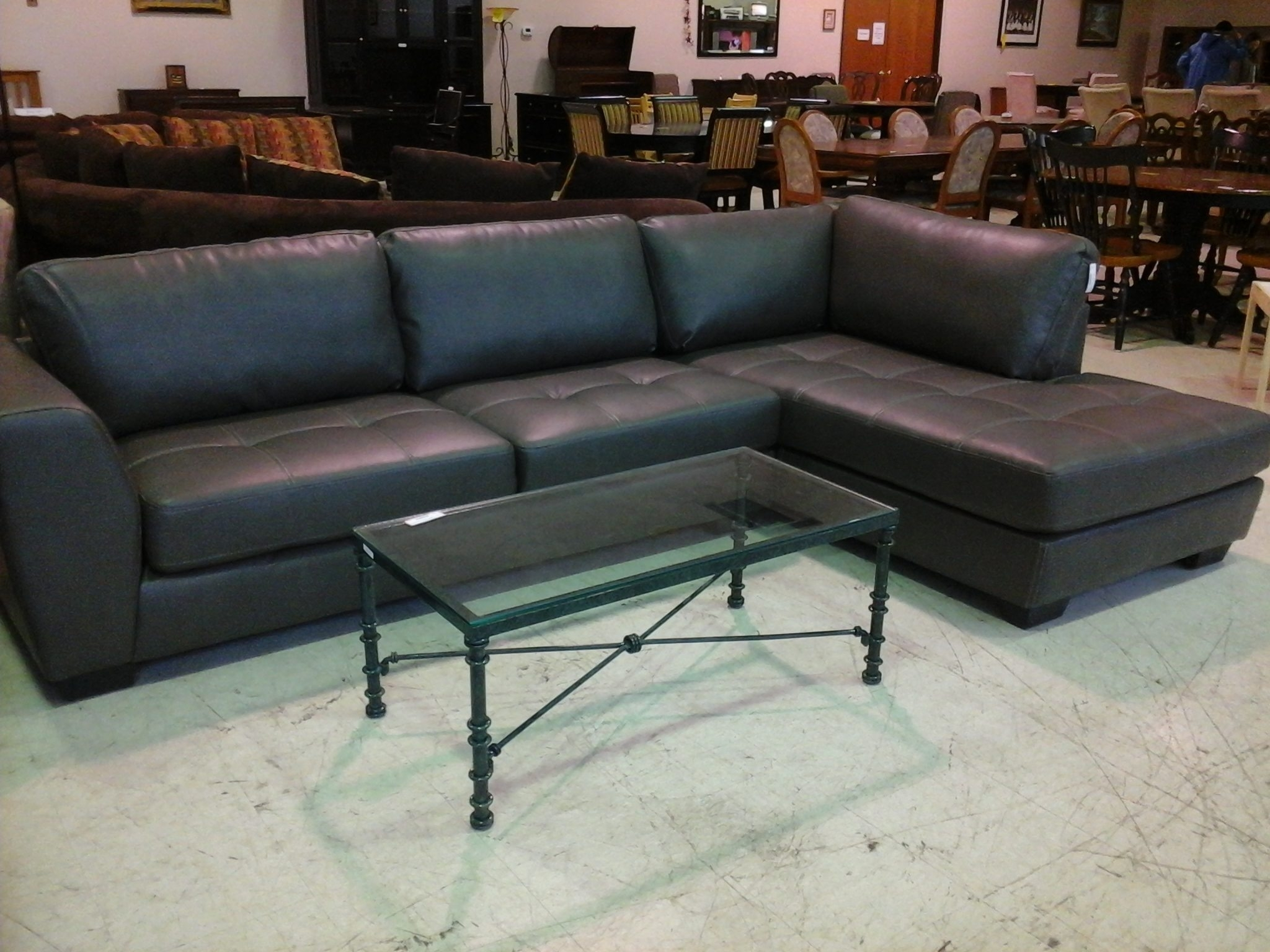 raymour and flanigan sectional sofas beatnik leather sofa columbus chocolate 10 inspirations at