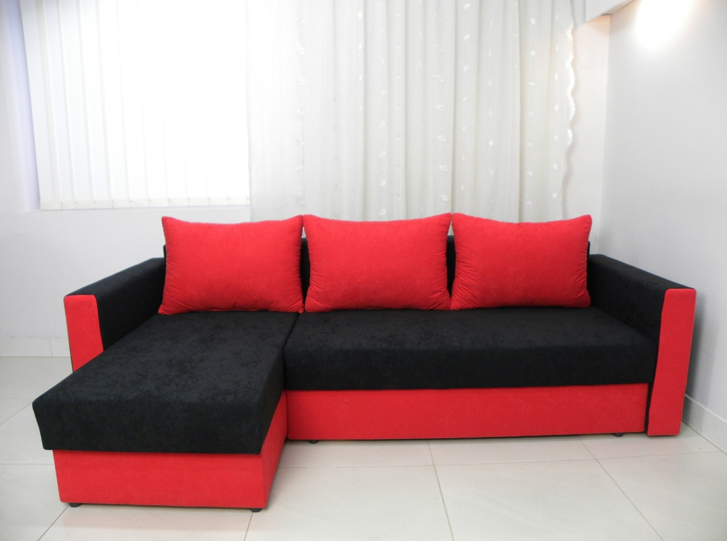 black and red sectional sofa grey leather studded 10 top sofas ideas