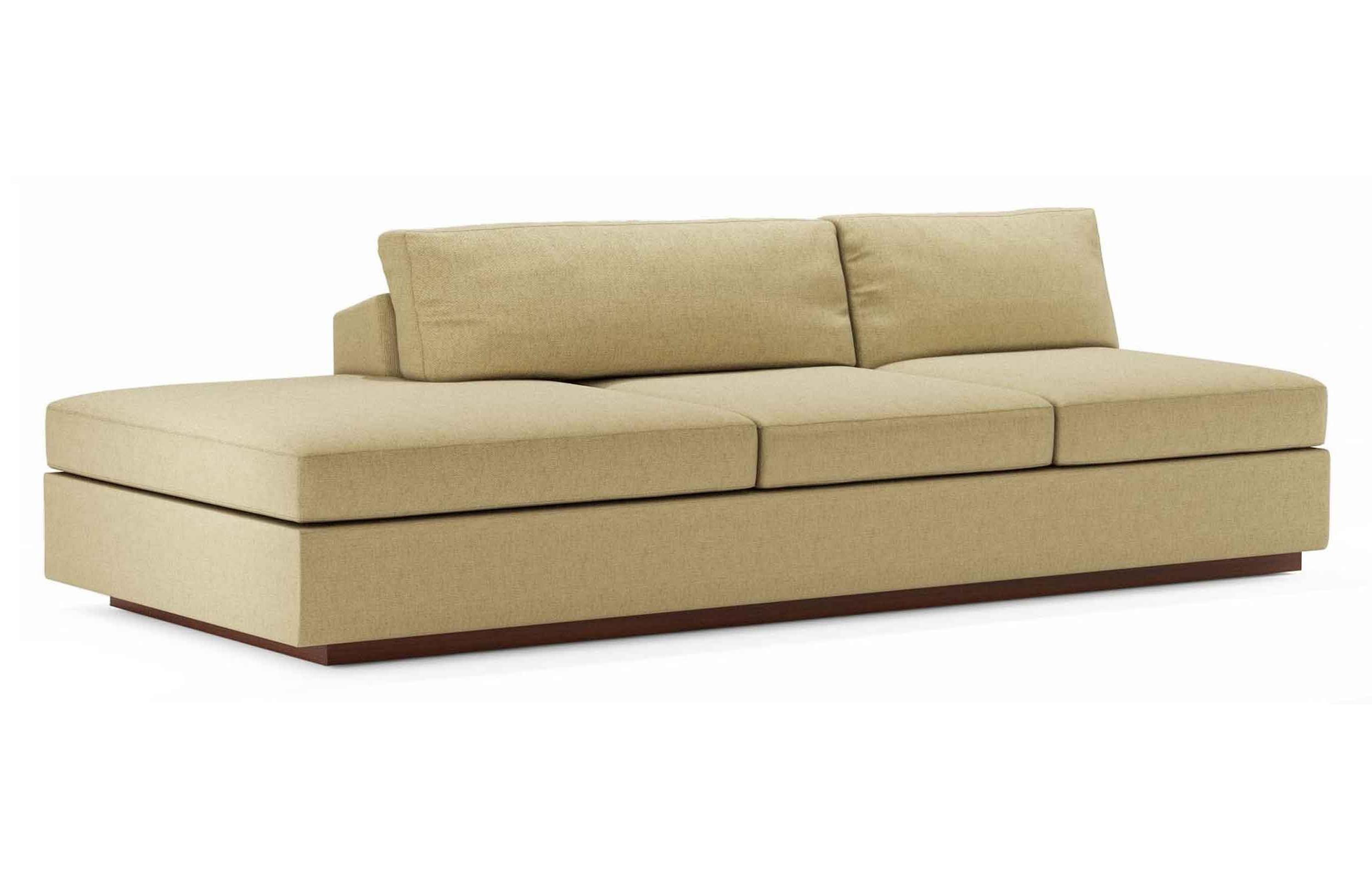armless sofas design sofa petrol wash 10 top small ideas