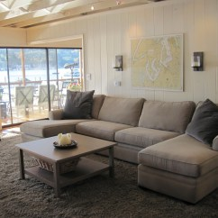 Oversized Leather Sofa Nc 4 U 10 Collection Of Big Shaped Sectionals | Ideas