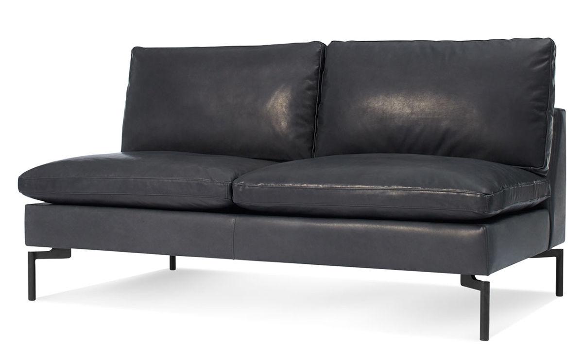 white settee sofa