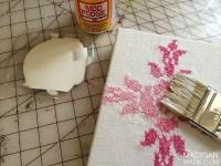 15+ Choices of Vintage Fabric Wall Art   Wall Art Ideas