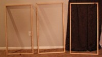 15 Collection of Diy Fabric Panel Wall Art | Wall Art Ideas