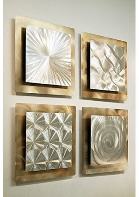 20+ Choices of Metal Wall Art Panels