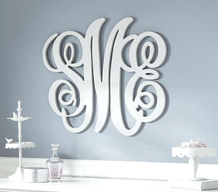best monogram wall art wall art ideas
