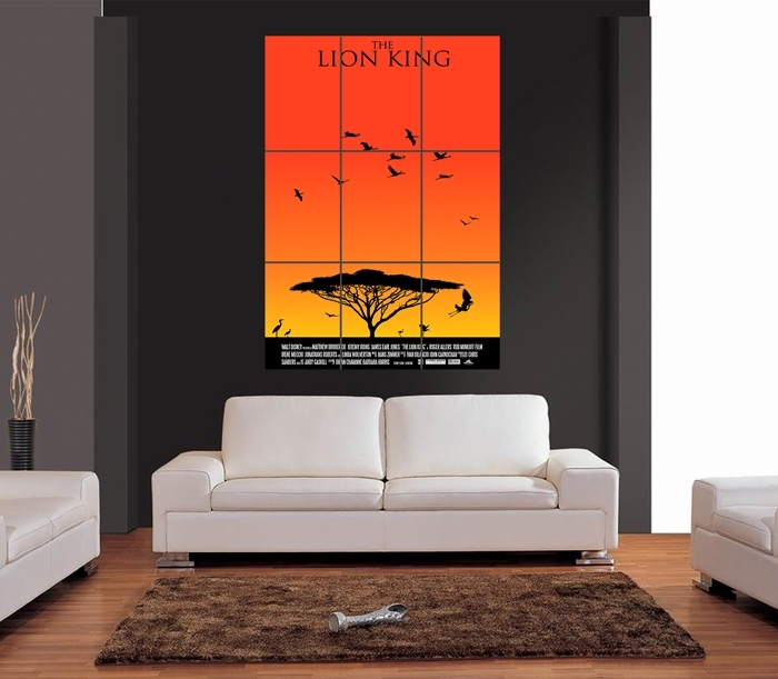 collection of lion king wall art wall art ideas