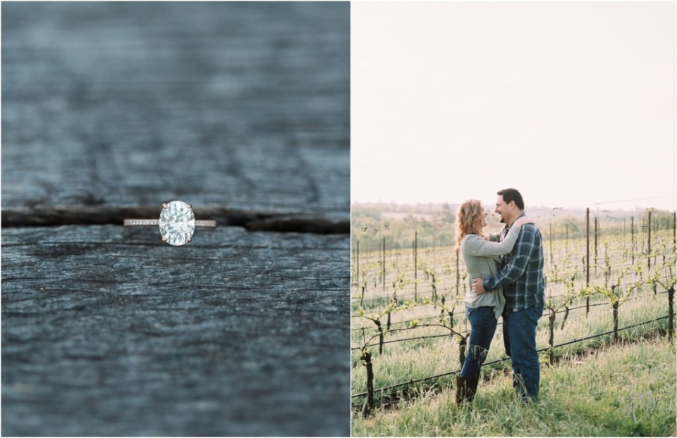 Iron Horse Vineyards Sebastopol Winery Wedding Photographer Isobel & Elliot Engaged04
