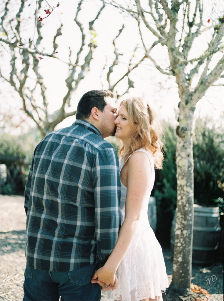 Iron Horse Vineyards Sebastopol Winery Wedding Photographer Isobel & Elliot Engaged23
