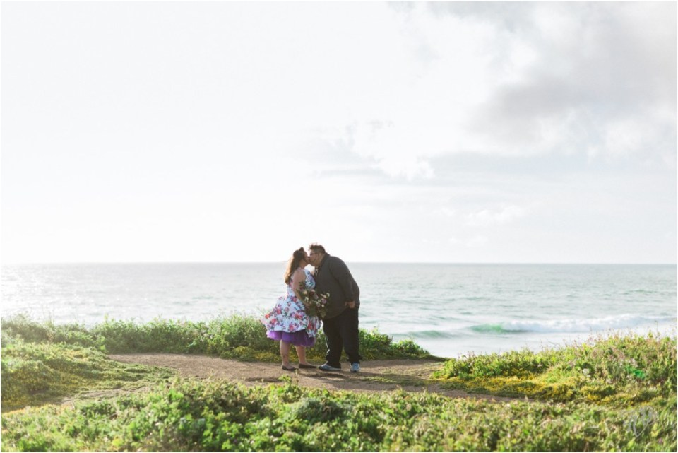 Montara State Beach Half Moon Bay Engagement Session Photographer Jenn & Rob04