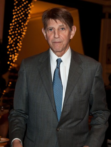 Peter Coyote candid shot