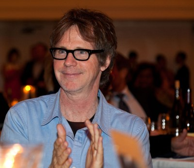 Dana Carvey applauding