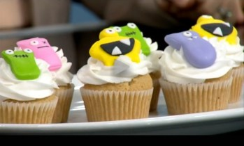 MONSTER CUPCAKES MASS APPEAL