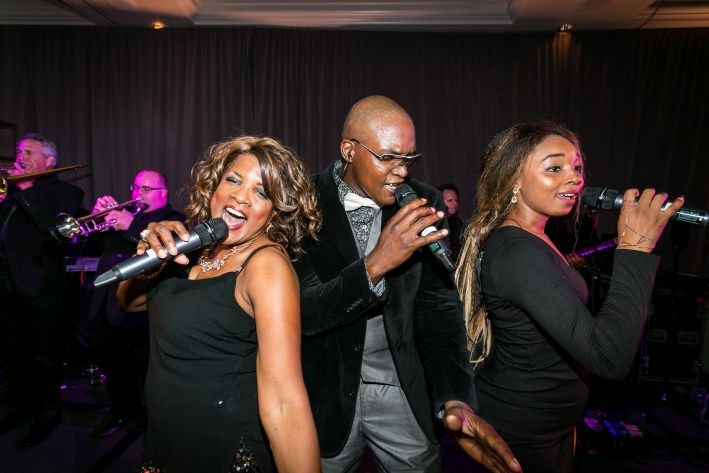 How to select the best wedding band for your reception.