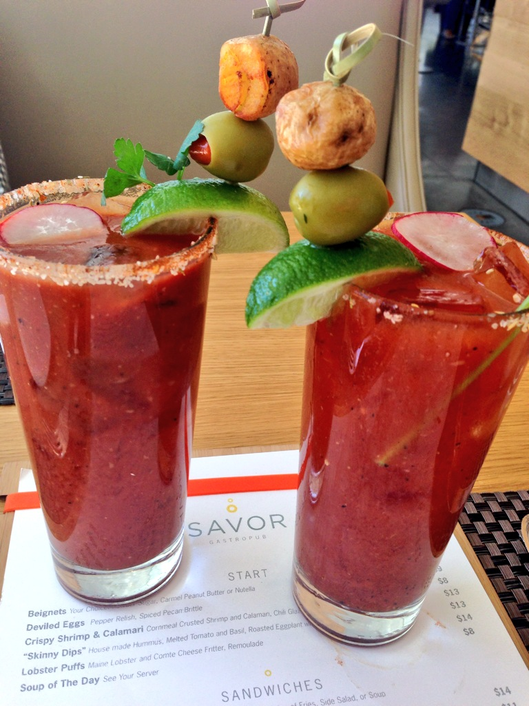 Savor - Bloody Mary's