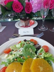 Luncheon details