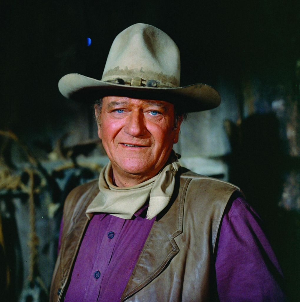John Wayne - courtesy IMDB