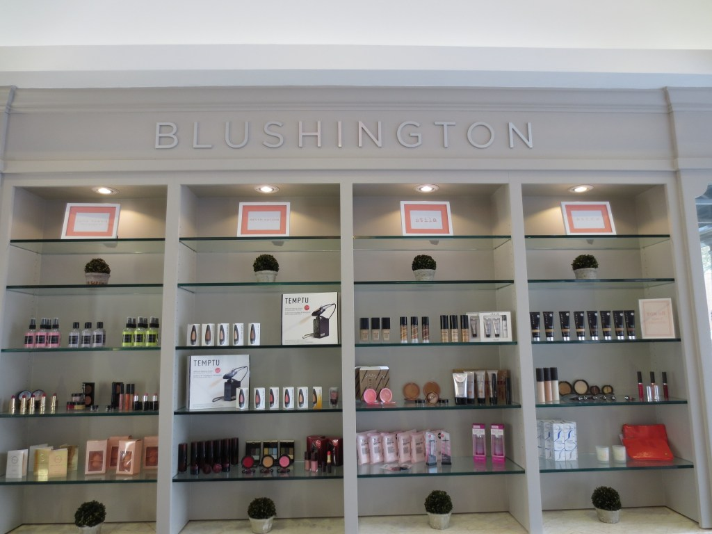 Blushington products