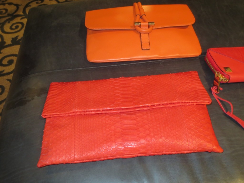 Tila March Romy Clutch and Maria clutch