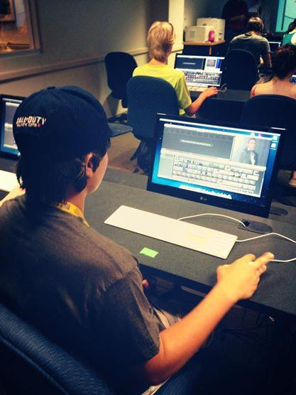 Dallas Film Society film camp
