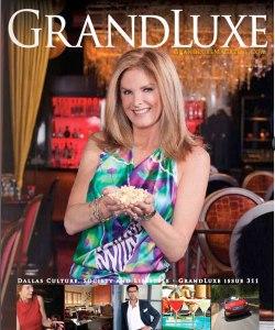 Tanya Foster in GrandLuxe magazine