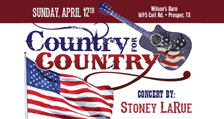country 4 country with stoney larue