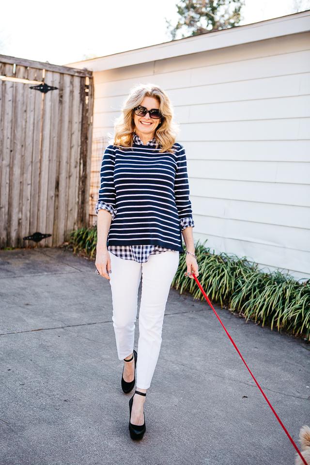 Tanya Foster - nautical
