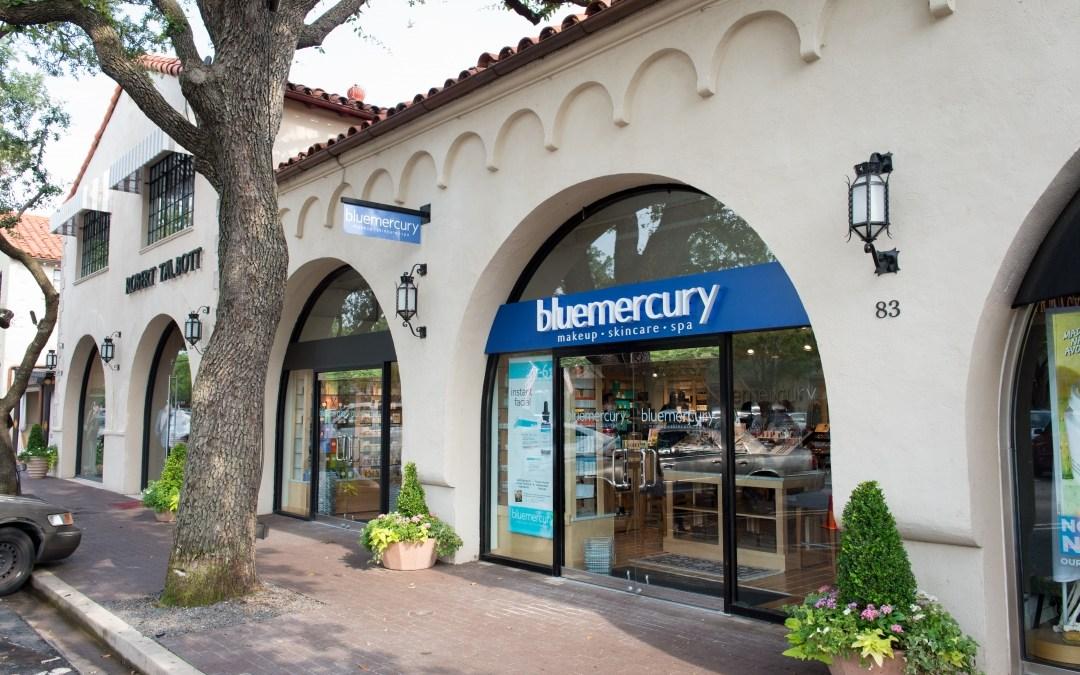 bluemercury opens its doors in dallas