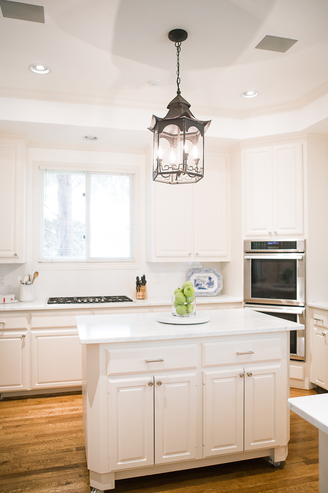kitchen remodel with Pirch