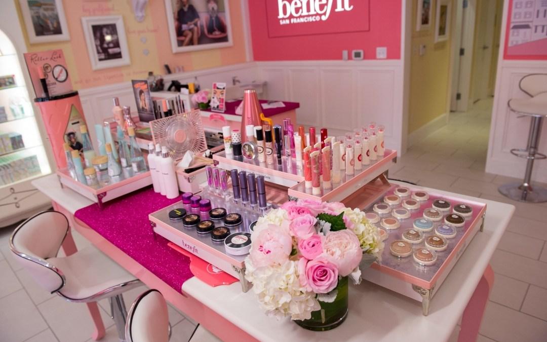 benefit cosmetics opens its doors in dallas