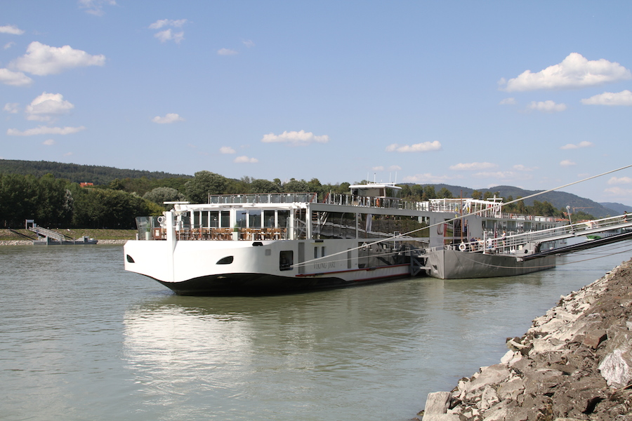 Viking Cruises, Danube