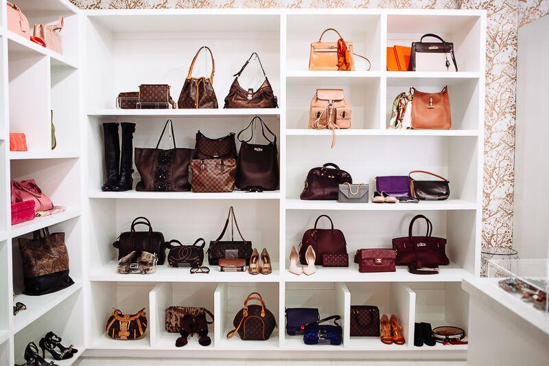 Luxury Garage Sale, accessories