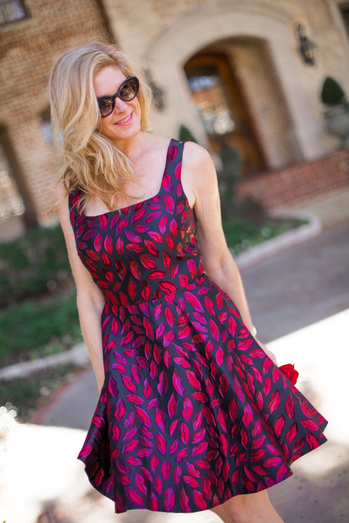 dvf dress, tanya foster, tanyafoster.com