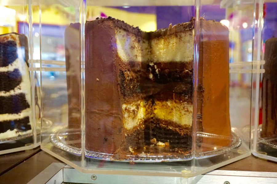 The Chocolate Bar, Houston Texas, Indulgence, chocolate treats, cake