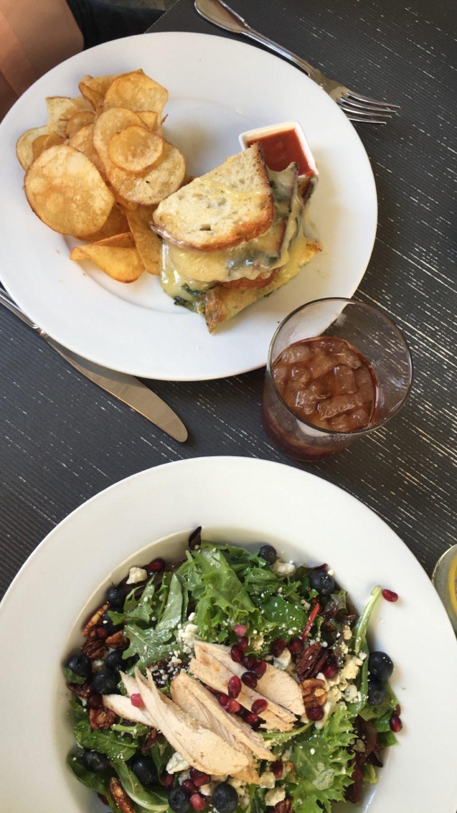 Tiny Boxwoods, lunch, restaurant, Houston, garden store
