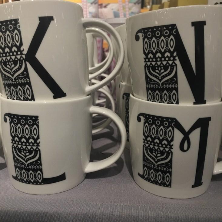 Nordstrom Anniversary Sale 2016, home, initial mug, coffee mug