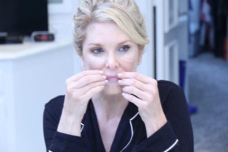 patchology lip gels, patchology eye gels, beauty, Tanya Foster, skin care