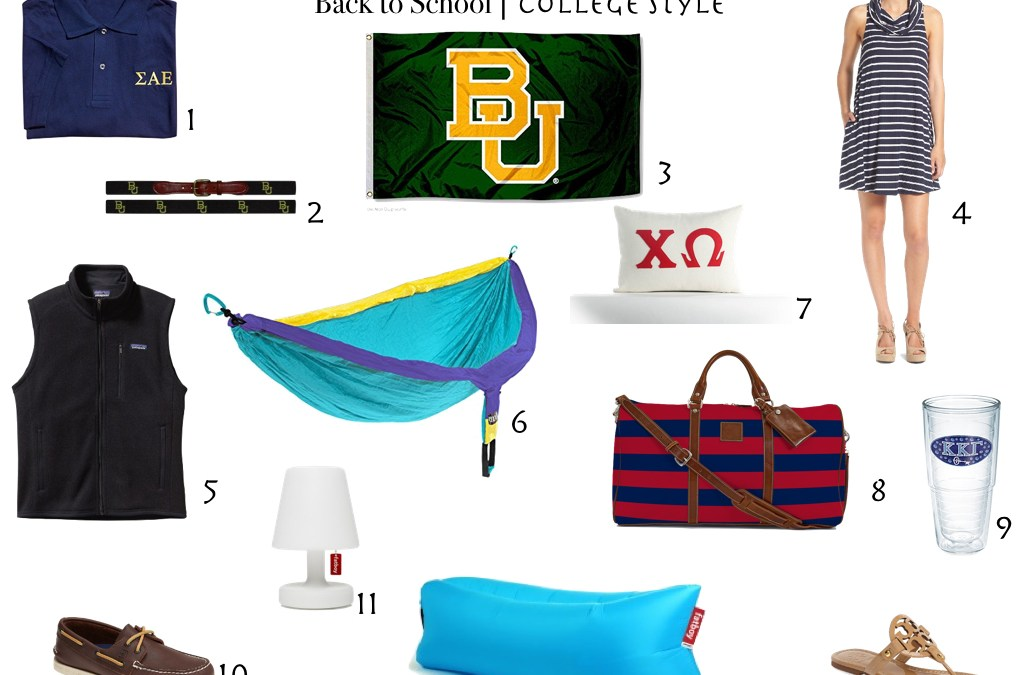 Back to School | Shop the items every college kid wants