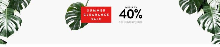 Nordstrom summer clearance sale, 40% off, TanyaFoster.com, clothes, discount, sale