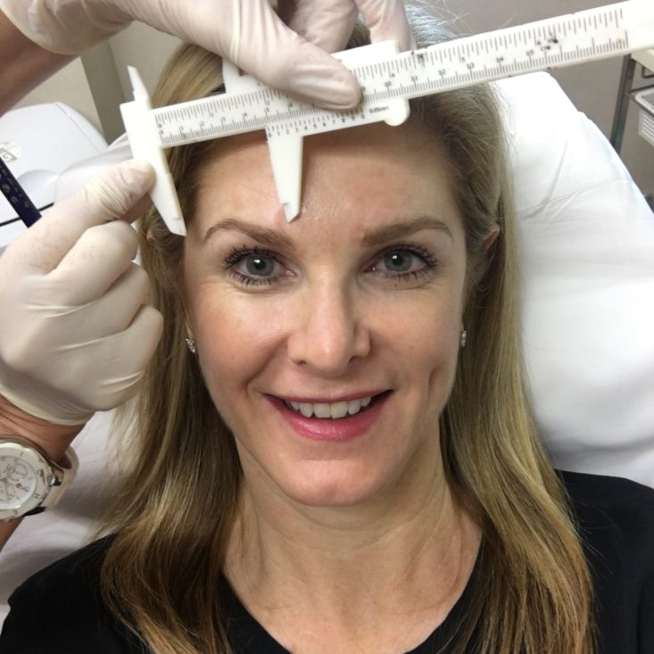 Microblading at Dallas Center for Dermatology and Aesthetics with Charlene Wilson